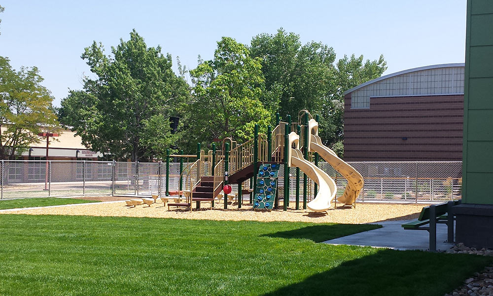 Elementary School Playground Design